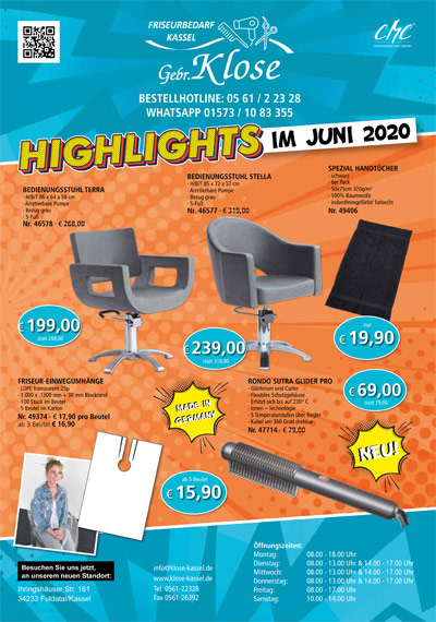 Highlights Juni 2020